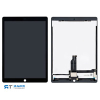 "Replacement Touch Screen Digitizer Glass For Apple iPad Pro 12.9"" LCD Black UK"