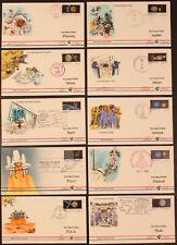 #2568-77 Space Exploration Pugh FDC Set (00219912568-77002)