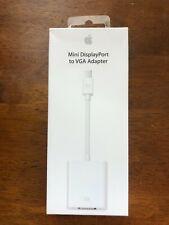 GENUINE Original Apple Mini DisplayPort to VGA Adapter MB572Z/B Model A1307