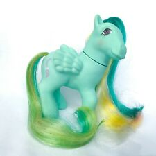 "Vintage G1 My Little Pony Brush N' Grow Pony, ""Braided Beauty"": Excellent!"