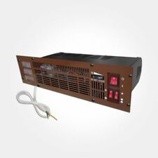 Eterna PFH2400 - 2400W Plinth Fan Heater With 3 Colour Facias Included