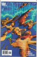 Justice (2005 DC) comic books #1-12 - NM