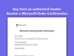 Microsoft Windows Server 2019 Standard with 5 User CALs (16 core) | Retail FPP