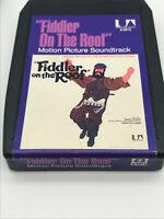 "8 Track Tape ""Fiddler On The Roof"" Motion Picture Soundtrack United Artists"