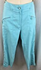 DKNY GOLF by JAMIE SADOCK CARRISSA CAPRI PANTS CARISSIMA SIZE 4 MATISSE NWT $115