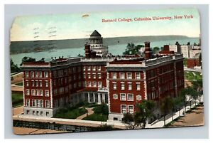 Vintage 1909 Postcard Barnard College Columbia University New York City