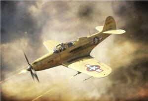 1/144 P-39 D/F/K AIRACOBRA Brengun BRP144012