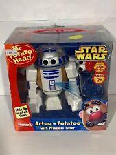 Star Wars - Mr Potato Head - Artoo Potatoo with Princess Tater