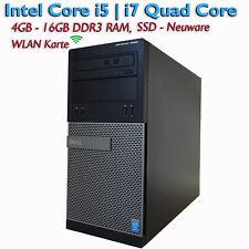 DELL Optiplex 3020 MT Core i5|i7 4GB-16GB RAM 128GB|256GB|512GB|1TB SSD Win10 PC