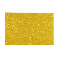 New Bright Yellow Pearl 430*290mm Bass Guitar Blank Sheet Pickguard Material
