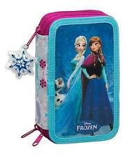 Disney Frozen XL Federmappe Federtasche Federmäppchen Etui Mappe Die Eiskönigin