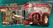 Lego The Ninjago Movie Kai's Dojo Pod And Lloyd 30609