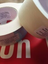 """DOUBLE SIDED PREMIUM GOLF GRIP TAPE 2"""" X 36 YARDS + 2"""" BUILD UP THICKENING TAPE"""