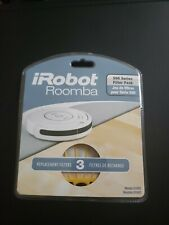 iRobot Roomba 3 Pack Replacement Filters 500 Series 81502