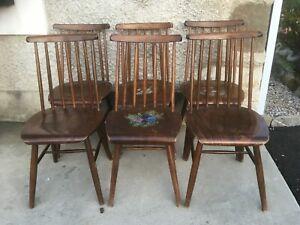 6 chaises style tapiovaara