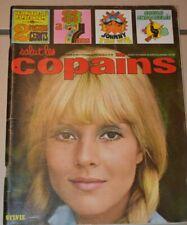 Salut les copains - n°85 - 1969 - Johnny, Sheila, Sylvie, Cloclo, Stones, Mireil