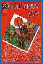 GREEN ARROW # 24  - DC 1989  (vf) Shado