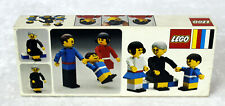 lego 200 vintage CLASSIC FAMILY HOMEMAKER MINIFIGURE set COMPLETE boxed 1976