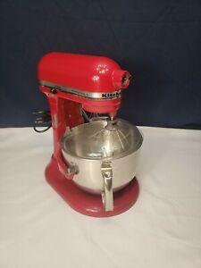 KitchenAid PROFESSIONAL 6 Series/10-speed/ 6Qt Bowl/Lift Stand Mixer SEE PHOTOS!