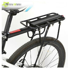 Bicycle Mountain Bike Rear Rack Seat Post Mount Pannier Luggage Carrier Metal
