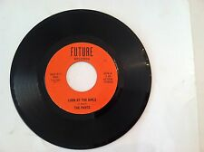VERY VERY RARE POP -THE PARTS - LOOK AT THE GIRLS -45 RPM -(ORIGINAL)  NEW  MINT