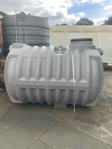 Septic tank 3000 Ltr Premier Tech Conder Reinforced HDPE for Concrete Backfill