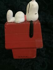 Snoopy On His Dog House! Chex Party Mix and Peanuts~40 Years of Tradition Bank