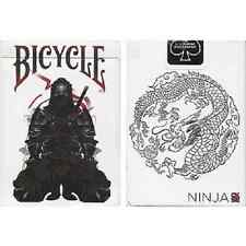 Bicycle Feudal Ninja Deck (Limited Edition) Playing Cards New