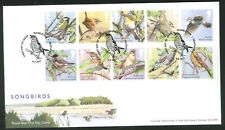 2017 FDC - Songbirds - FDI Warbleton,Heathfield Pmk - Sent Post Free