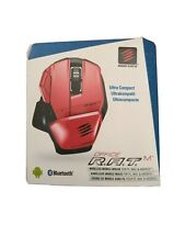 Mad Catz R.A.T. M Wireless Laser Mouse