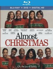 Almost Christmas (Blu-ray ONLY, 2017)