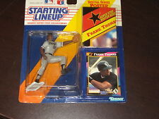 1992 STARTING LINEUP FRANK THOMAS BASEBALL FIGURE  SPECIAL POSTER SERIES SEALED