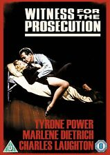 Witness for the Prosecution (Extreme Sleeve) [DVD]