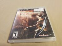 Venetica PS3 (Sony PlayStation 3, 2011) Complete Tested Good