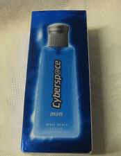 Cybersp@ce   m@n  After Shave  Lotion 50ml   OVP  Cyberspace RARITÄT
