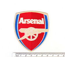 kiTki Arsenal soccer football team iron-on embroidered patch emblem applique