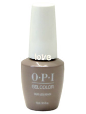 Opi GelColor New Gel Nail Polish Soak-Off Gc A61- Taupe-less Beach