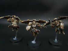 Warhammer 40k forgeworld Legio custodes Venatari squad pro painted made to order