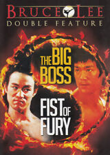 Bruce Lee (The Big Boss / Fist Of Fury) (Doubl New DVD