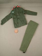 GEYPER MAN - ACTION MAN - VINTAGE - GERMAN STORMTROOPER Part Uniform OLD STOCK