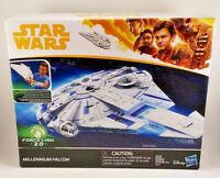 2017 Star Wars Millennium Falcon Force Link 2.0 New in Box Hasbro Disney