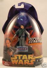 Figura Hasbro Star Wars senador Bail Organa Rots 15 figure Toy 10cm