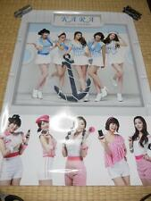 KARA [Go Go Summer] promo POSTER  Japan Limited!