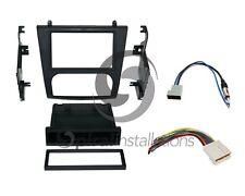 Radio Installation Dash Kit Combo SD/DD AUTOMATIC + Wire Harness + Antenna NI49*