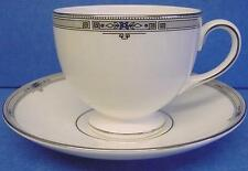 WEDGWOOD AMHERST LEIGH TEACUP & SAUCER NEW FIRST QUALITY MADE IN ENGLAND