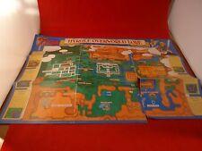 The Legend of Zelda A Link to Past Super Nintendo SNES Map Poster Insert #C1