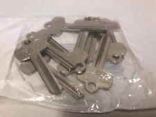 SET OF (10) NEW Ilco A1114L Key Blanks - Locksmith