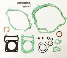 New Yamaha Raptor 125 2011-2013 full gasket set High Quality Asbestos Free