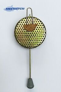 MDI Match Metal Bait Dropper Medium 55mm Diameter (45g)