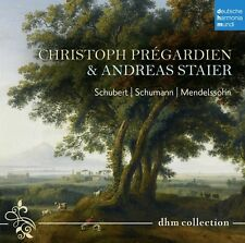 PRÉGARDIEN/STAIER-DHM COLLECTION-PRÉGARDIEN,CHRISTOPH/STAIER,ANDREAS  4 CD NEW+